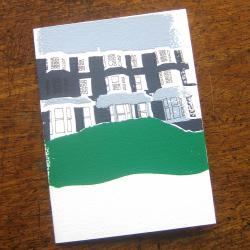 Royal Crescent Brighton - Greeting Card